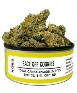 Face Off Cookies